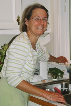 In the kitchen - 2005