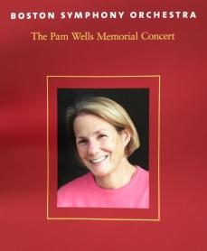 Pam Wells Memorial Concert - Poster